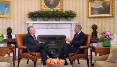 اوباما و موضوع هسته ای ایران